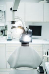 Zahnarzt Praxis Stuhl